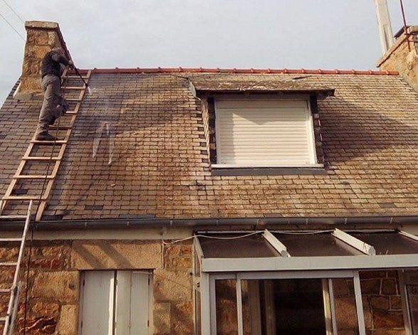 Revêtement de toiture - Rénovation toitures